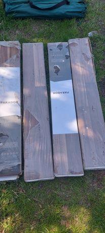 Deska podłogowa Parador orzech.