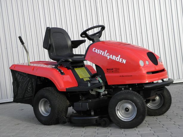 Traktorek Kosiarka Castelgarden 17,5 Intek (280907) - Baras