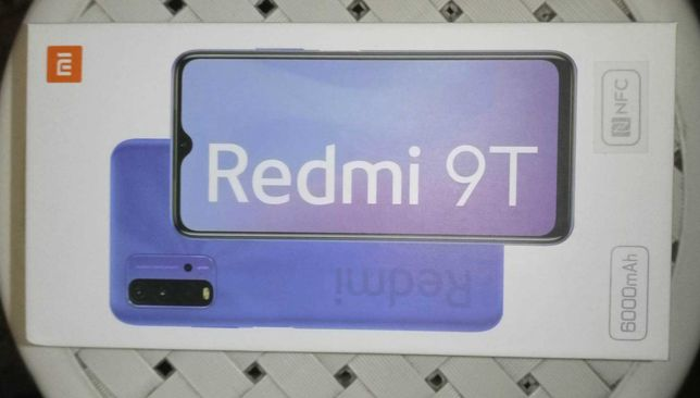 Smartphone Xiaomi  Redmi 9 T