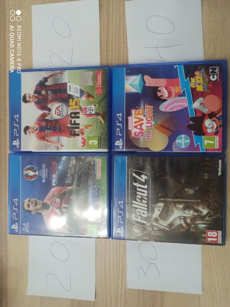 Gry PS 4 super stan