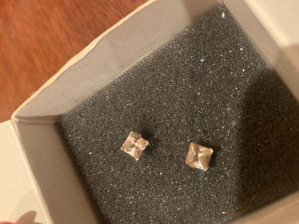 Серебряные Серги
