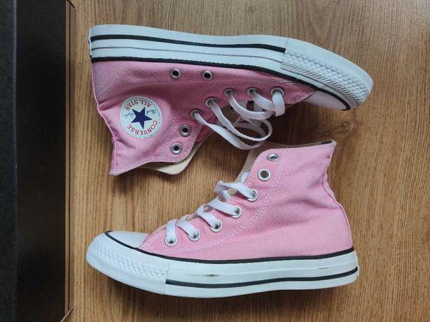 trampki Converse 36 pink róż M9006C