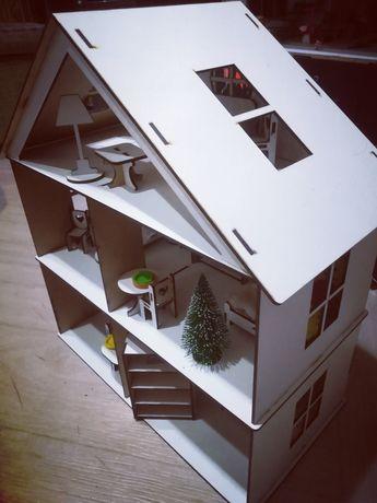 Кукольный домик. Ляльковий будинок