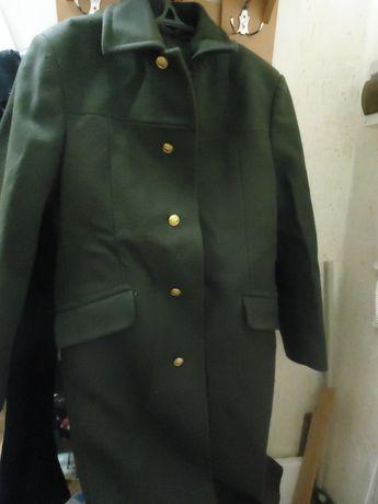 Пальто (шинель армейская нового образца)