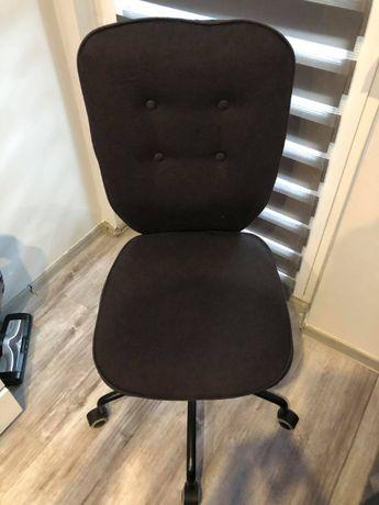 Krzesło obrotowe IKEA LILLHÖJDEN czarne