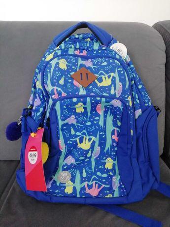 Nowy plecak do szkoły