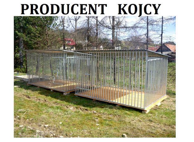 KOJEC dla psa KOJCE DLA PSÓW Zagroda Boks Klatka Cała Polska MOCNY
