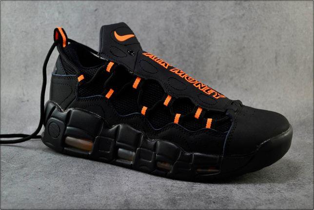 Мужские кроссовки Nike Air Money Black, Демисезонная обувь