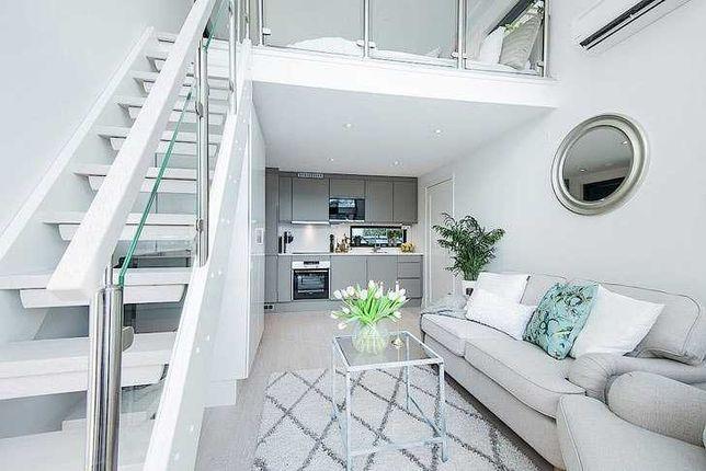 Двухуровневая квартира с шикарным видом из окна!
