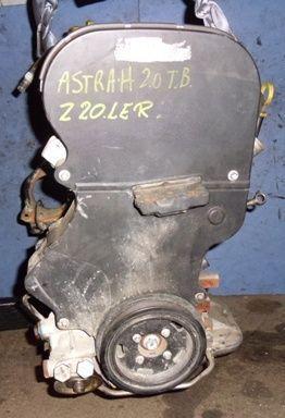 Двигатель Z20LER Opel Astra H 2.0 16V Turbo 147кВт мотор Опель Астра Н