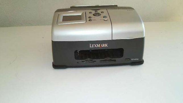 Impressora de fotos Lexmark