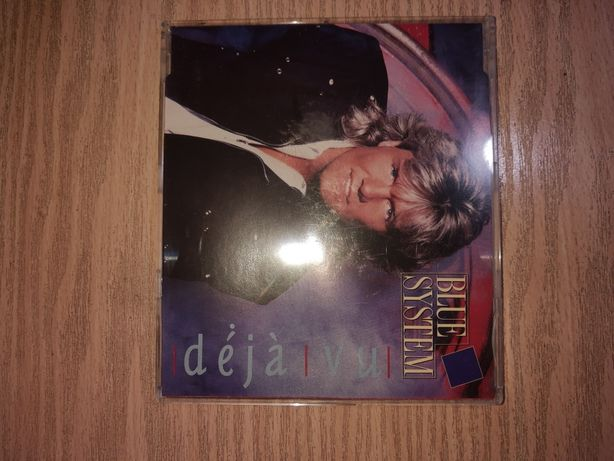 Płyta CD Blue system Deja vu