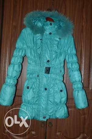 Пуховик,куртка,пальто на зиму!На холофайбере,цену снизила.