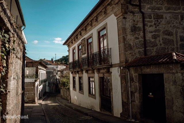 Casa senhorial - Centro da cidade de Amarante