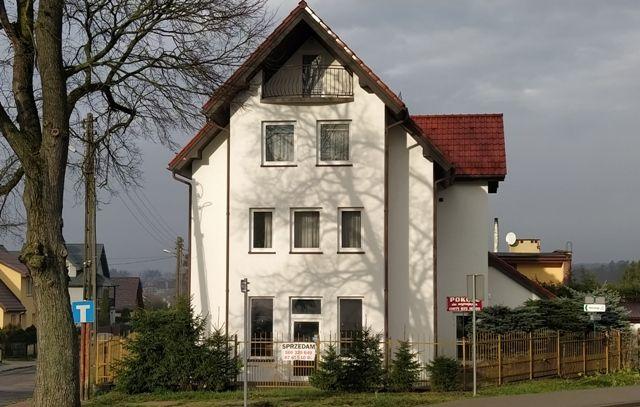 Dom /Budynek mieszkalno - usługowy Gołdap / Suwalska