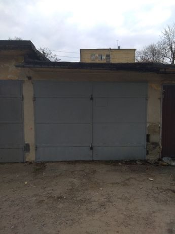 Здам цегляний гараж на Таджицькій