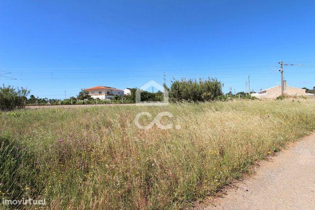 Terreno rústico com 1460m2 situado nos Amendoais em Tunes