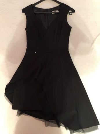 Asymetryczna sukienka roz. 36