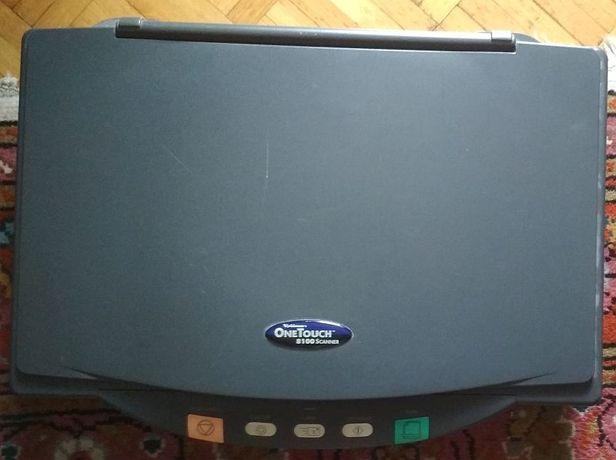 Skaner One Touch 8100Scanner firmy Visioneer