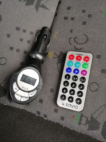 Adapter odtwarzacz muzyki mp3 USB pilot