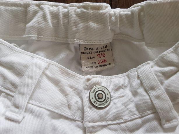 Spodnie Zara Girls r.128