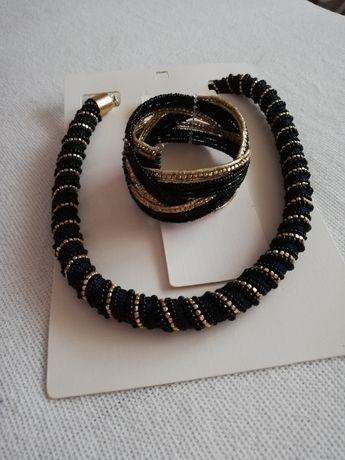 Komplet nowej biżuterii