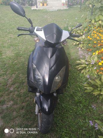 Продам скутер Keeway Matrix. Чернігівська область.