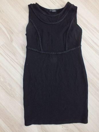 Zara mała czarna sukienka rozmiar M