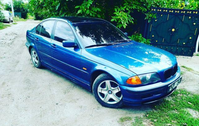 Продаю BMW Е46 на чепу