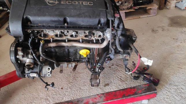 Двигатель Z16XEР Opel Astra