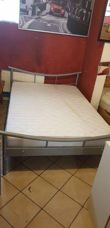 Łóżko IKEA 140/200.Cena za komplet z materacem