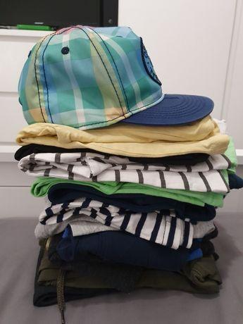 Ubranka 110-116 różne