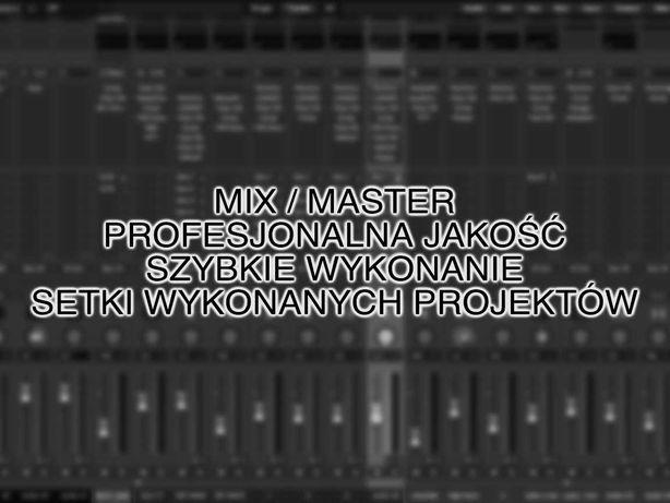Profesjonalny Mix/Mastering/Strojenie Wokalu Trap Rap Rock Pop