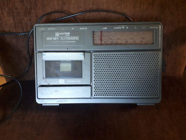 Radio Kasprzak Unitra ZRK RM 121 Automatic PRL