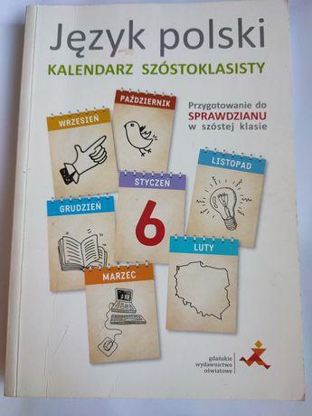 Kalendarz szóstoklasisty
