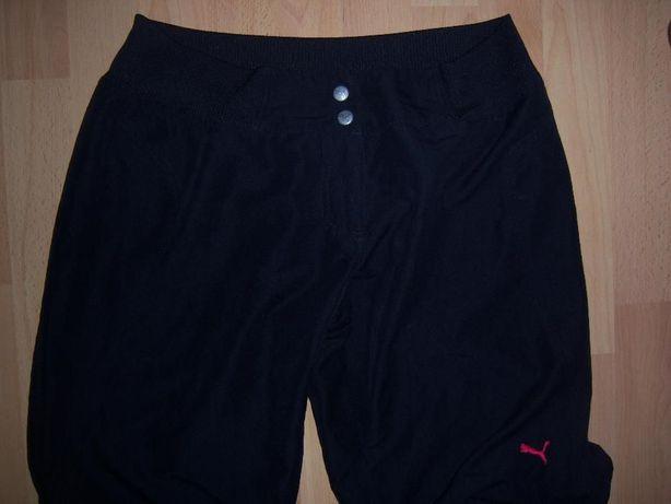 Spodnie czarne PUMA rozm. L/XL