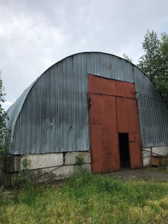 Аренда складских помещений в с.Багрин (Васильковский район)