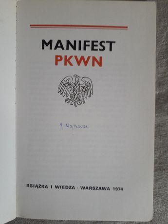 Manifest PKWN.