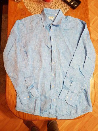 Koszula Raphael Positano L/XL niebieska