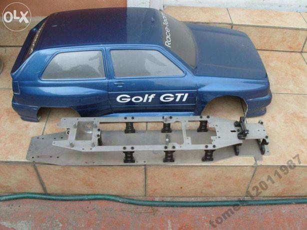 CARSON CE5 1:5 GOLF MK 2 model rc