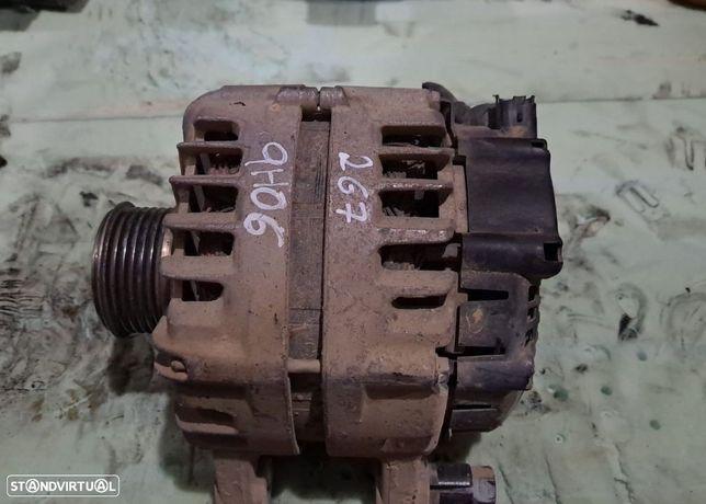 Alternador Peugeot 207 / 308 / 807 / Citroen C3 / C4 1.6 Hdi Ref. 9678048880