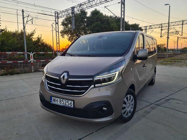 Wynajem Busa WYPOŻYCZALNIA Renault Trafic 9 osób