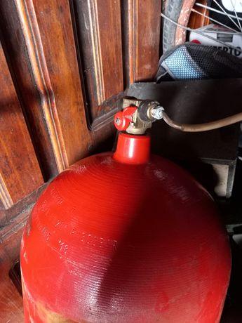 Балони метанові та редуктор