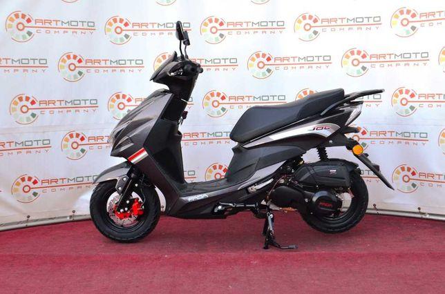 Новый Скутер FADA JOG 125 NEW купить в АРТМОТО ( мопед , мотороллер )