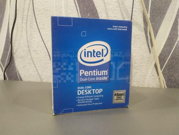 Процессор Intel Pentium Dual Core E5200 s775