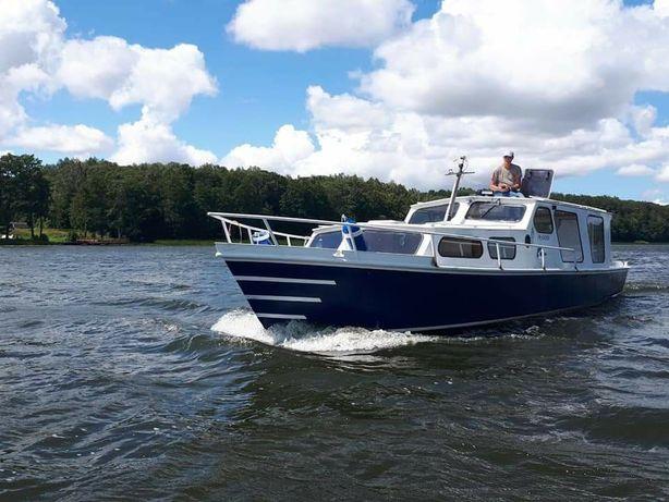 Jacht motorowy 12m, diesel