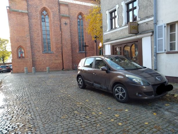 Renault. Megane scenic 3
