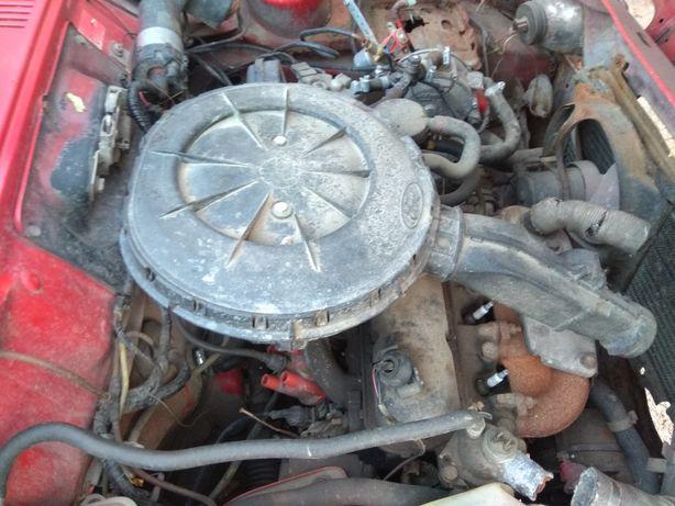 Двигун Форд  1.1 бензин