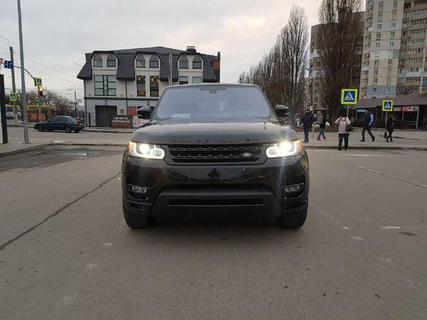 Range Rover Sport HSE 2016р