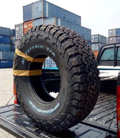 285/60 R18 Новые внедорожные шины BfGoodrich All-Terrain T/A 285/60/18